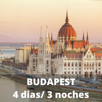 Estudiantes Budapest 4 dias / 3 noches