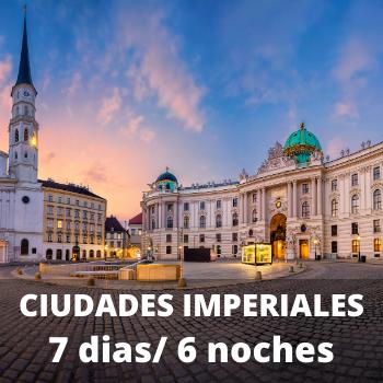 Estudiantes Ciudades Imperiales 7 dias / 6 noches