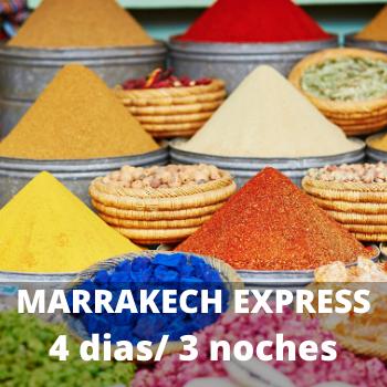 Estudiantes Marrakech Express 4 dias / 3 noches