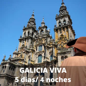 Estudiantes Galicia Viva 5 dias / 4 noches