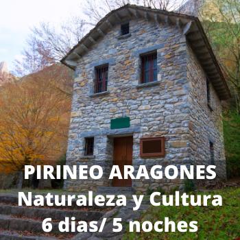 Estudiantes Pirineo Aragones 6 dias / 5 noches