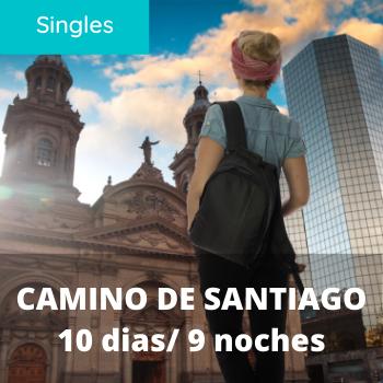 Singles Camino de Santiago 10 dias / 9 noches