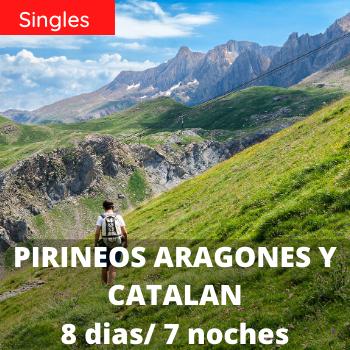 Singles Pirineos Aragones y Catalan 8 dias / 7 noches