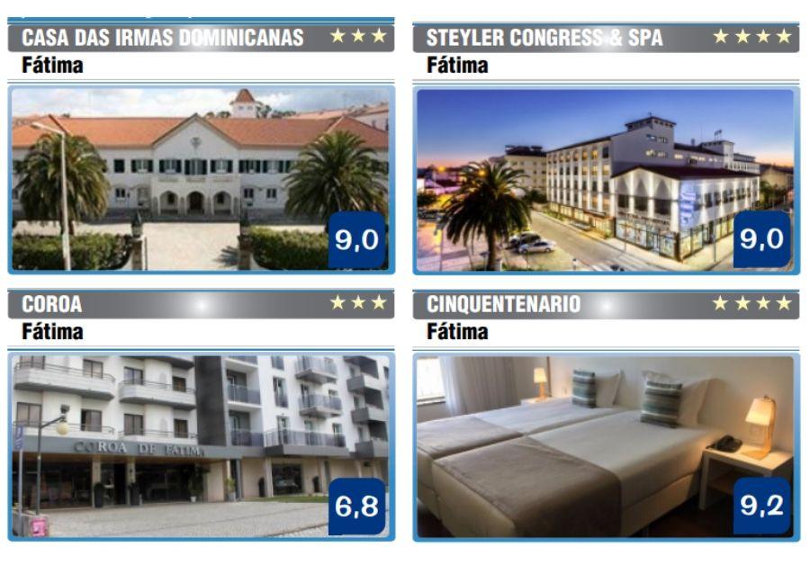 Hoteles disponibles 3/4*